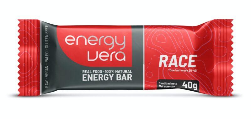 Barrita energética de higo y dátiles