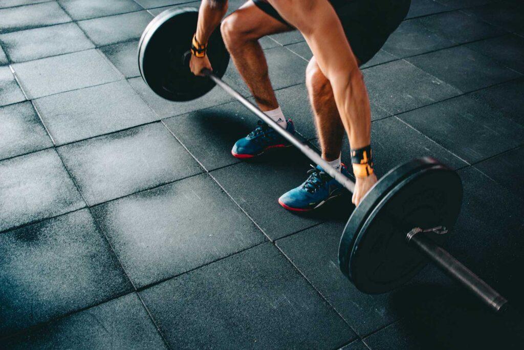 El ejercicio anaeróbico y sus beneficios