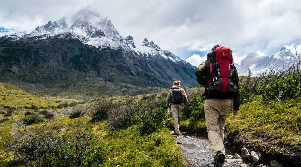 El trekking: el deporte más saludable