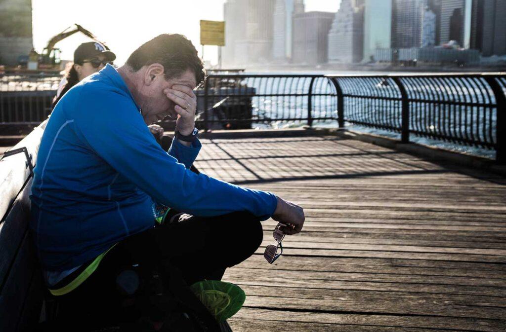 Evitar la fatiga muscular después de entrenar