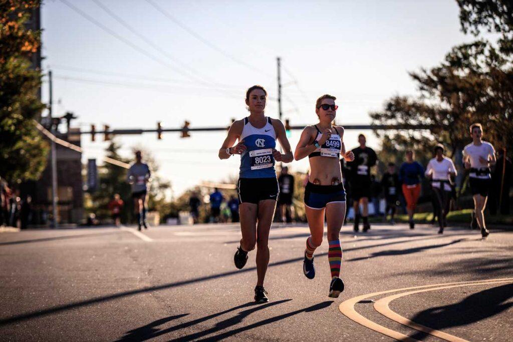 La media maratón: ¿Cómo alimentarse?