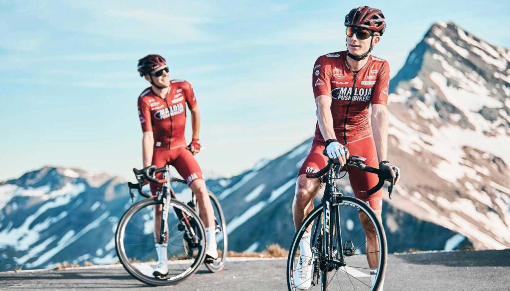 Las barritas energéticas y el ciclismo