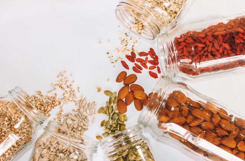 Los beneficios de los frutos secos para deportistas