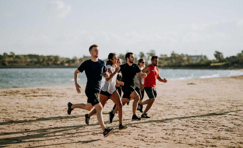 Recuperar la forma física para verano